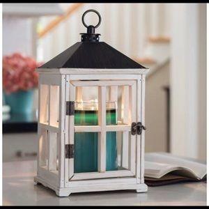 Vintage candle warmer LED light